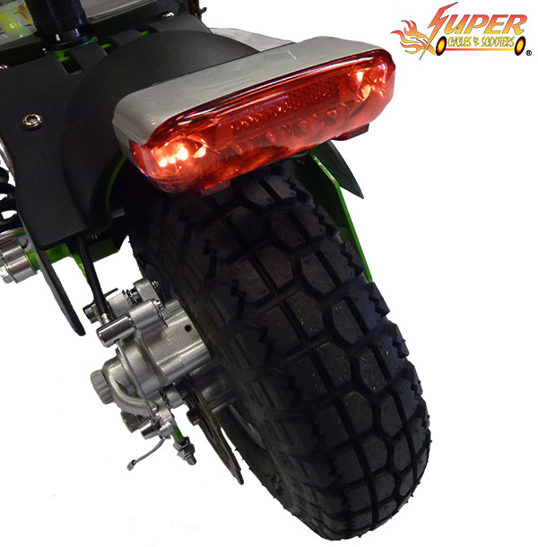 LED Brake light kit Shown on scooter