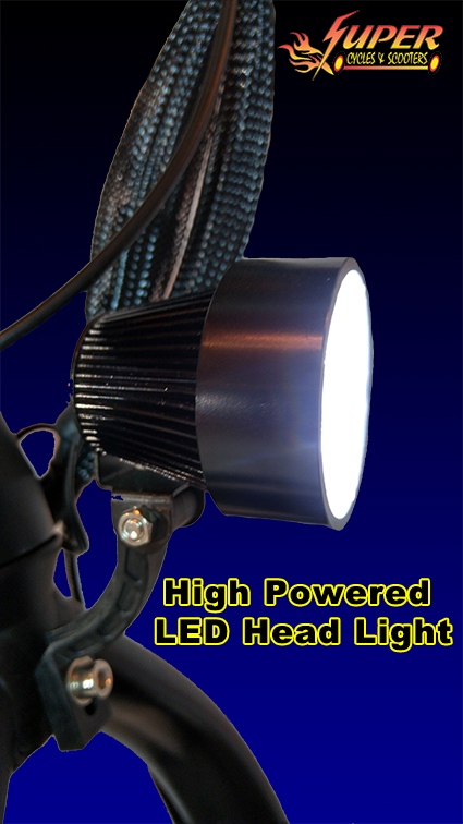 High powered LED Head Light