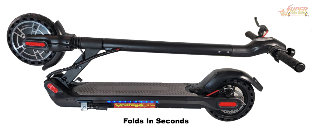 Folds in seconds