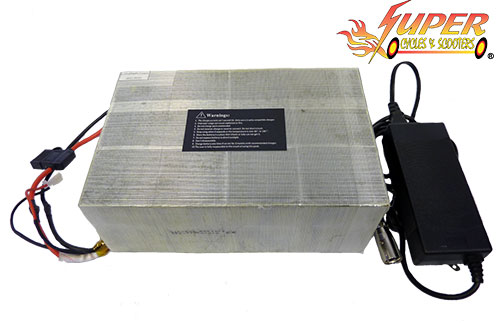 36v 20ah LifePo4 Lithium Battery Pack with charger