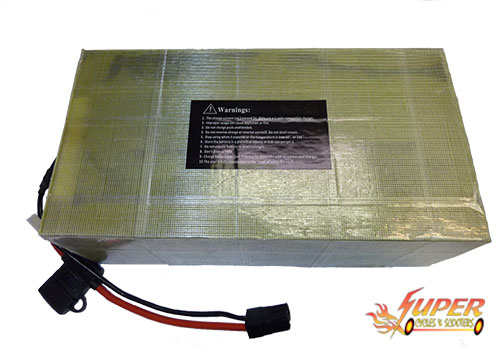 48v 12ah LifePo4 Lithium battery