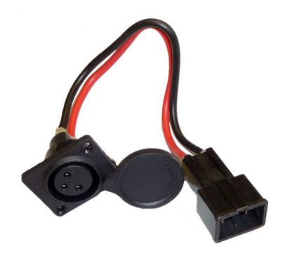 External Charge port for 36v Deep Cell Battery