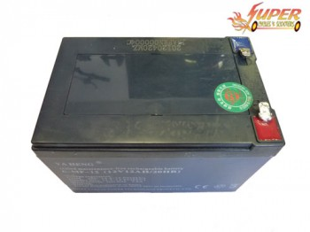 Single 12v 12ah Deep Cell Battery