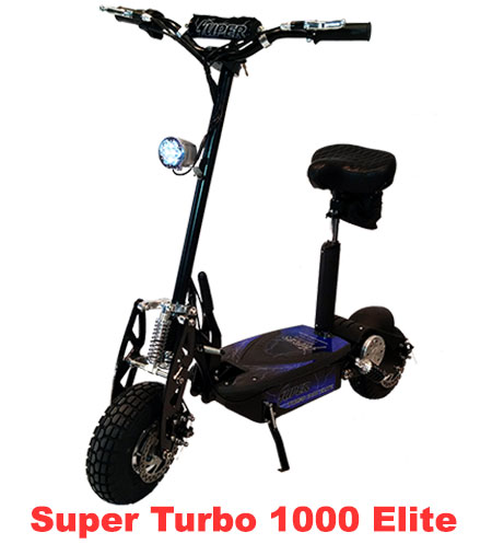Super Turbo 1000 Elite Electric Scooter Super Cycles Scooters