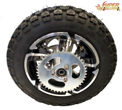 1500 Rear Wheel Assembly