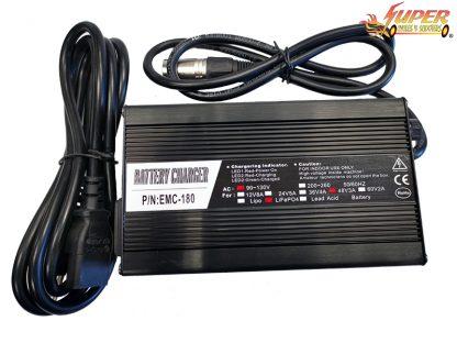 48v 3ah Charger for Green Blue 48v 20ah battery