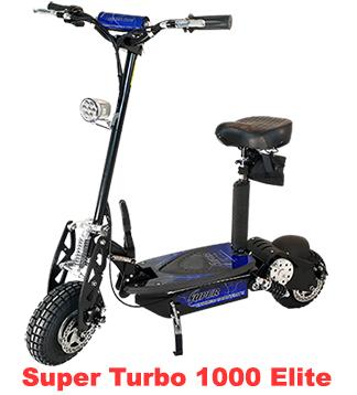 Super Turbo 1000-Elite black
