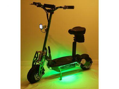 Green Super Turbo 1000-Elite LED Edition