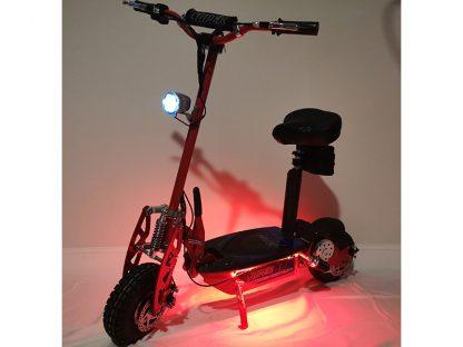 Red Super Turbo 1000-Elite LED Edition