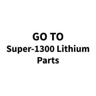 Super-1300 Lithium Parts